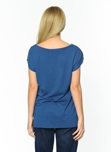 Asymmetry Bluz İndigo